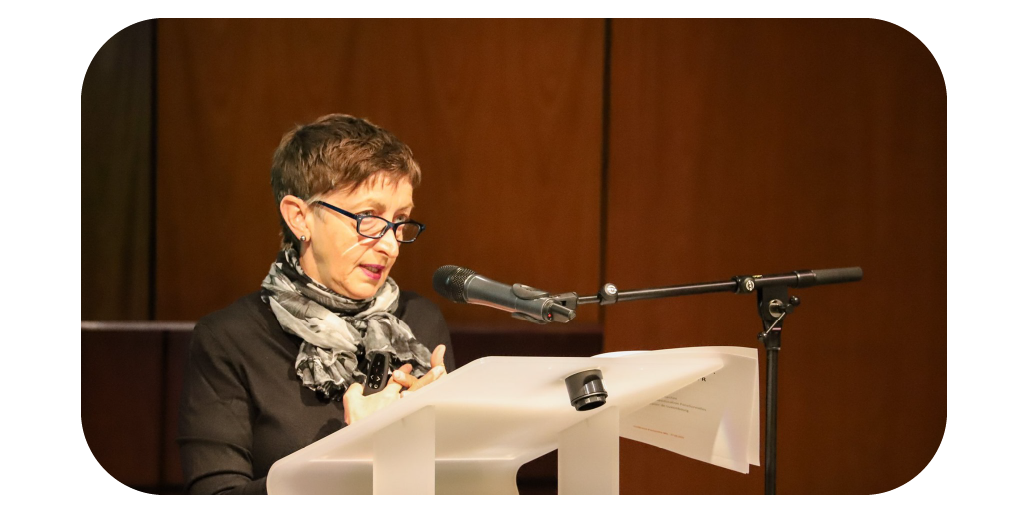 2020 MS Society Luxembourg Conference - Dr. Marguerite Leches