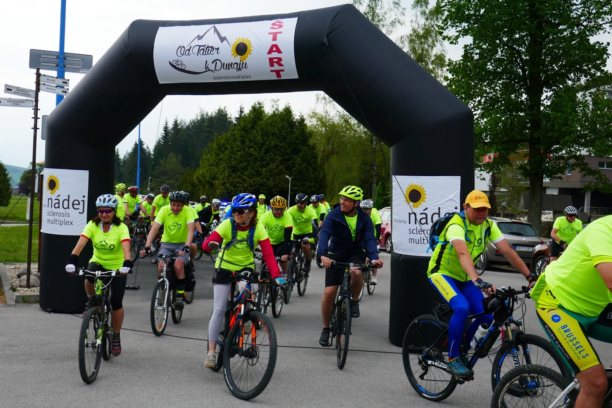 Photo for MS biking Slovakia