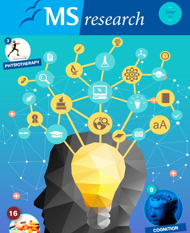 MS Ireland Research Magazine