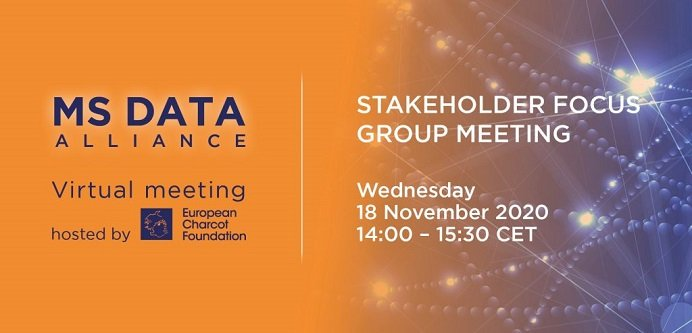 MS Data Alliance Stakeholder Engagement Meeting 2020